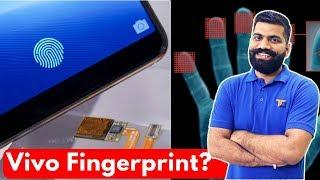 Download How Vivo's Under Display Fingerprint Scanner Works? Synaptics Fingerprint Scanner? Video