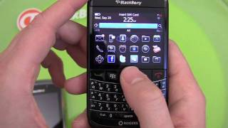 Download BlackBerry Bold 9780 Unboxing and Review Video