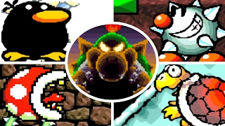 Download Yoshi's Island - All Bosses (No Damage) Video