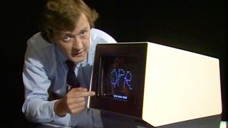 Download Early Touch Screen Technology   Tomorrow's World   BRITLAB   BBC Video