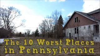 Download The 10 Worst Cities In Pennsylvania Explained Video