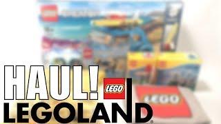 Download LEGOLAND Florida HAUL!   LEGOLAND Exclusives, Pick-A-Brick, and MORE! Video