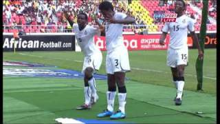 Download Asamoah Gyan Dance - Ghana vs Nigeria Video