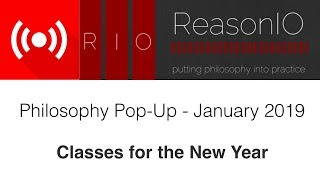Download January Philosophy Pop-Up - Topic: Classes for the New Year Video