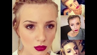 Download 3 hairstyles for really short hair! Video