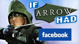Download IF ARROWVERSE HAD FACEBOOK Video