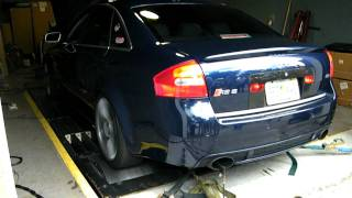 Download RS6 V8 Twin turbo Video