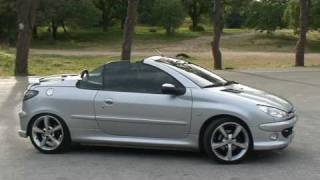 Download Peugeot 206cc Rhodes/Filerimos 02 Video