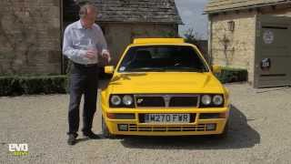 Download Lancia Delta Integrale Evo II Video
