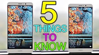 Download Huawei Mate 9 - 5 Things To Know Before Buying! Video