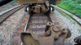 Download Anexando auxílio no trem NEH0228 (MRS Logística) - Ramal do Paraopeba Video