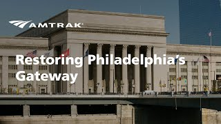 Download 30th Street Station: Restoring Philadelphia's Gateway Video