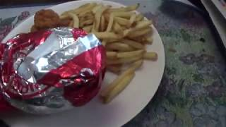 Download Mukbang Eating The Baconater Fries & Nuggets From @Wendy's Video