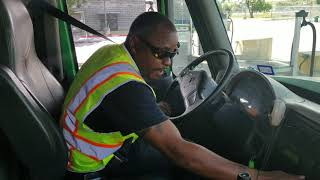 Download Class B CDL in cab and air brake test. Video