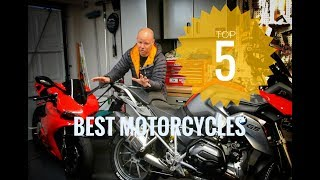 Download Top 5 motorcycles you can buy today - TMF's favourite five Video