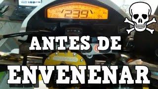 Download FABINHO DA HORNET - MINHA HORNET ANTES DE MEXER NO REMAPEAMENTO - HORNET ORIGINAL Video