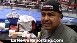 Download Who Robert Garcia wants Mikey to fight next - EsNews Boxing Video