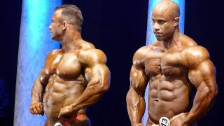 Download Arnold Classic Europe 2011 Final HD Video