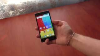 Download Обзор Prestigio Grace Q5. Дешевый смартфон 2016 г. Video