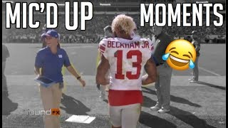 Download NFL Funniest ″Mic'd Up″ Moments Of The 2017-2018 Season (Funny) Video