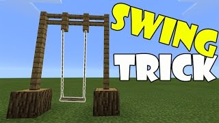 Download SWING TRICK | Minecraft PE (Pocket Edition) MCPE Video