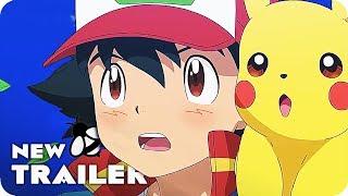 Download Pokemon 2018 Trailer - New Pokemon Movie Video
