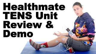 Download TENS Unit - Healthmate YK15AB Review & Demo - Ask Doctor Jo Video