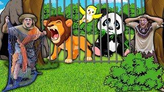 Download ÍNDIO KAUE E O CAÇADOR QUE PRENDEU OS ANIMAIS DA FLORESTA Video