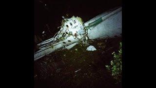 Download Crash d'un avion en Colombie six personnes ont survécu Video