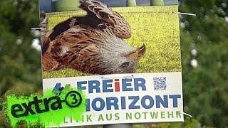 Download Realer Irrsinn: ″Freier Horizont″ mit freiem Feld   extra 3   NDR Video