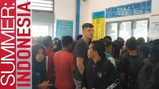 Download Transportation in Indonesia - Ferries, Buses, Taxis, and Flights // Summer: Indonesia 3 Video