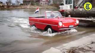 Download Uw Garage: Amphicar 770 - bouwjaar 1964 Video