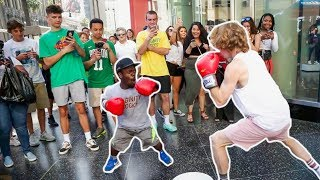 Download Boxing in Public! Video