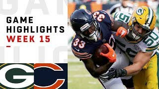 Download Packers vs. Bears Week 15 Highlights | NFL 2018 Video