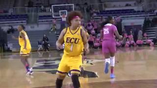 Download ECU WBB Highlights vs Tulane Video