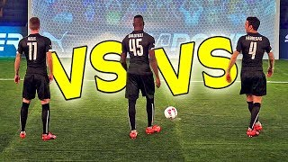 Download BALOTELLI vs. REUS vs. FABREGAS - evoPOWER CHALLENGE - Part 1/2 Video