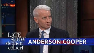 Download Anderson Cooper Walked Out Of The New 'Star Wars' Movie Video