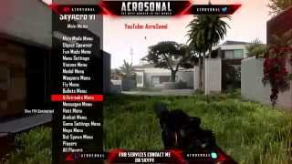 GTA V SKYACRO V4 0 Created By: Skyline xL and AcroSonal Free
