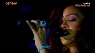 Download Rihanna Unfaithful / Love The Way You Lie / Take a Bow ( Rock in Rio 2015) Video