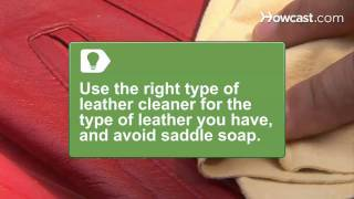 Download How to Get Odor Out of Leather Video