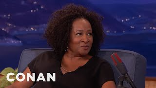 "Download Wanda Sykes Doesn't Want Her Kids To See ""Pootie Tang"" - CONAN on TBS Video"