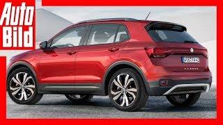 Download Zukunftsaussicht: VW T-Cross (2018) Details/Erklärung Video
