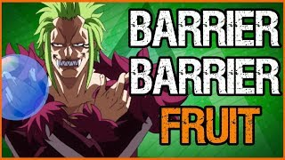 Download Bartolomeo's Barrier Barrier Fruit Explained - One Piece Discussion Video