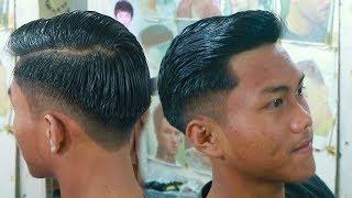 Gaya Rambut Mandarin Model Rambut