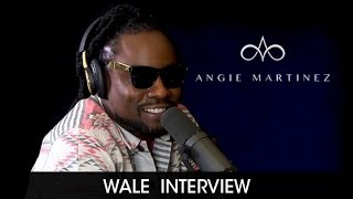 Download Wale in RARE form w/ Angie + Shares Philosophy on Kendrick, Cole & Photos w/ Fake Fans Video