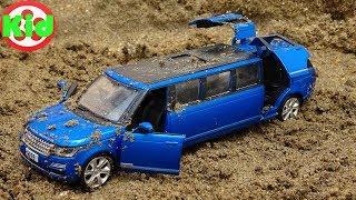 Download Siêu anh hùng tìm kiếm xe ô tô trong cát - đồ chơi trẻ em B1119V Kid Studio Video