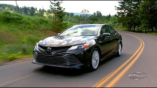 Download 2018 Toyota Camry Hybrid FIRST DRIVE REVIEW (3 of 3) Video