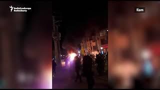 Download Video Shows Protest Scenes Spreading Across Iran Video