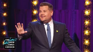 Download James Corden Is Happy to be In London - #LateLateLondon Video