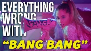 Download Everything Wrong With Jessie J - ″Bang Bang″ Video